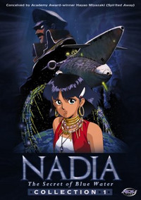 Nadia the Secret of Blue Water