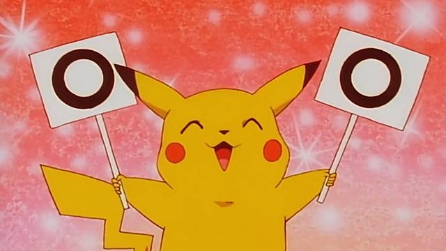 Pikachu, Pokémon