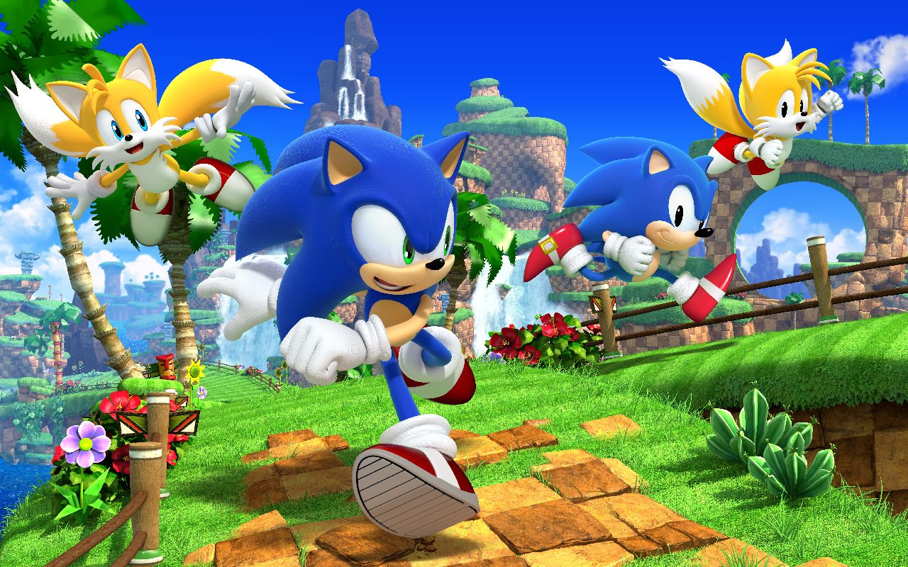 Roger Craig Smith leaves the Sonic role behind
