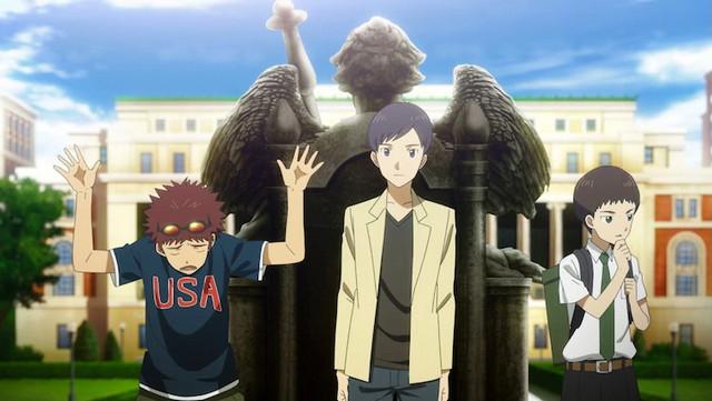 Digimon Adventure: LAST EVOLUTION -Kizuna-