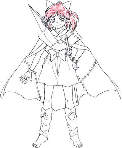 Yashahime: Princess Half-Demon - Moroha