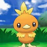 crunchyroll pokémon x and pokémon y torchic distribution kicks