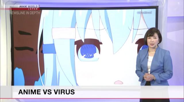 Anime vs. Virus