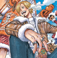 crunchyroll one piece welcomes readers to the year of sanji