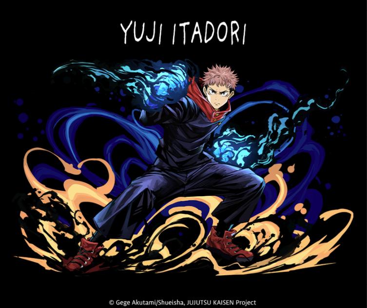★8 Yuji Itadori
