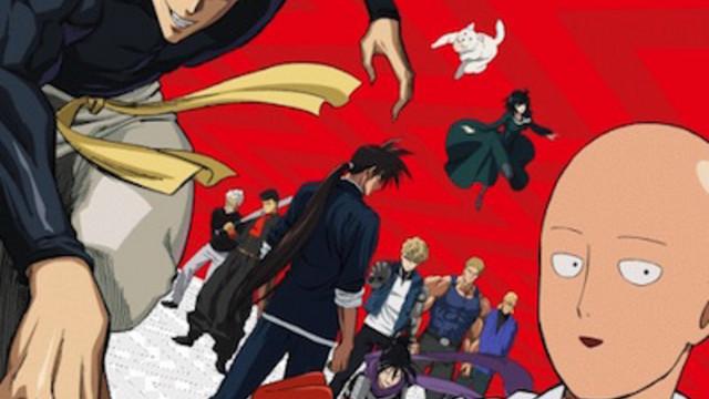 Crunchyroll - Crunchyroll Announces One-Punch Man Anime's
