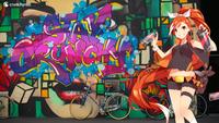 Graffiti Hime
