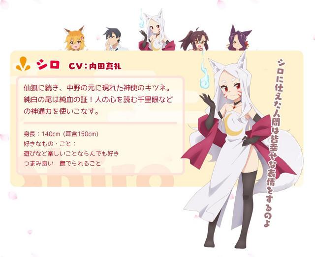 Maaya Uchida como Shiro