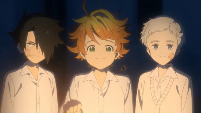 2020, Musim Kedua Anime Yakusoku no Neverland Tayang