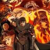 "Launch Date and Regions Announced for ""Berserk"" Anime on Crunchyroll"