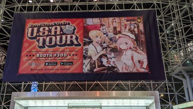 FGO USA Tour 13