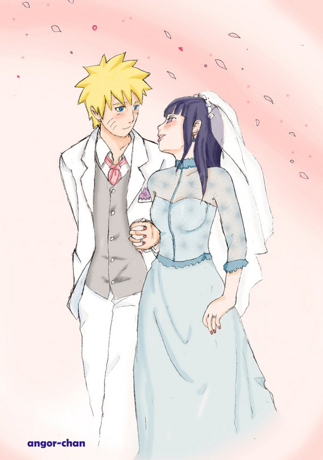 Crunchyroll Library Who Thinks Naruto Will Marry Hinata And Y Page 6
