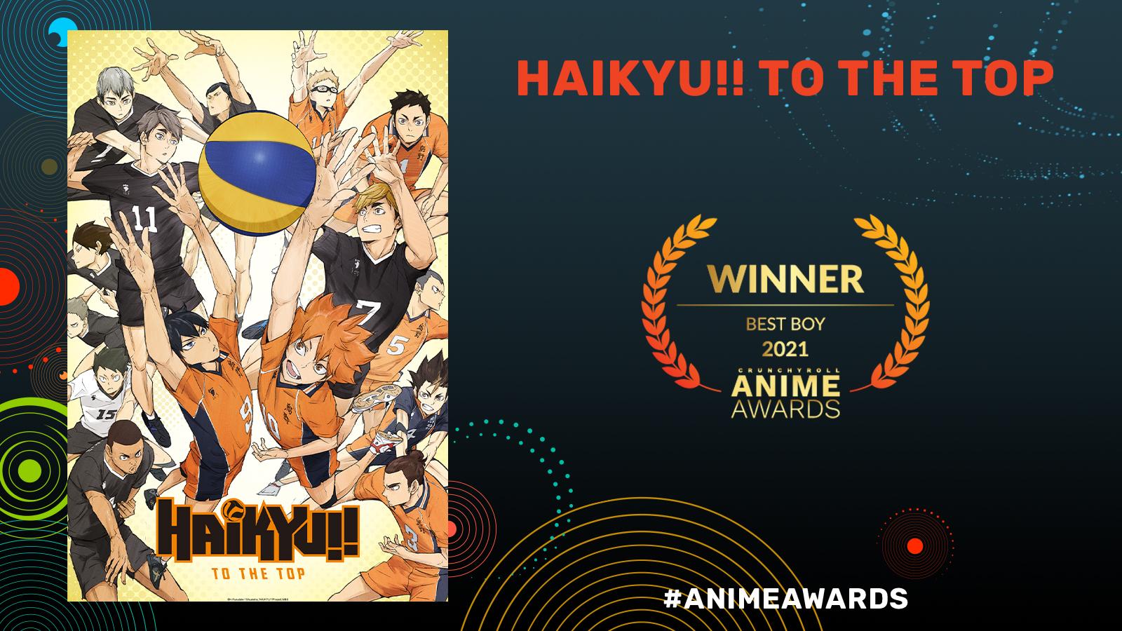 Пересмотрите награду Anime Awards 2021 здесь (и узнайте, кто победил!)