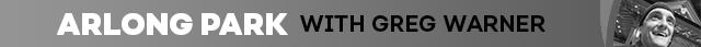 Banner de noticias de Greg Warner