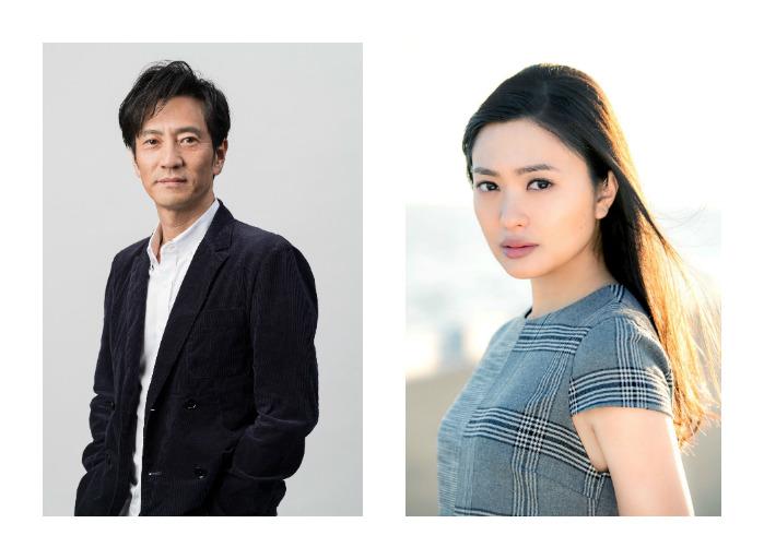 Kanji Tsud and Rie Kitahara