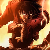 crunchyroll tv anime drifters long pv introduces main characters