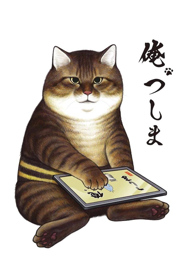 I'm Tsushima the Cat