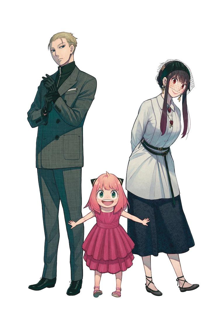 Espía x Familia x Dior