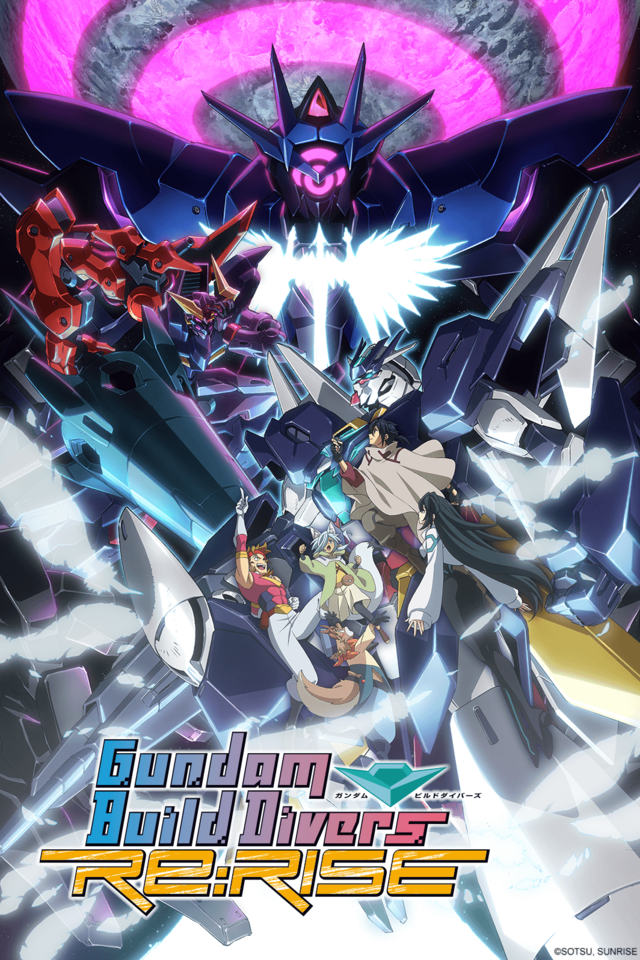 Gundam Build Divers Re: Rise season 2