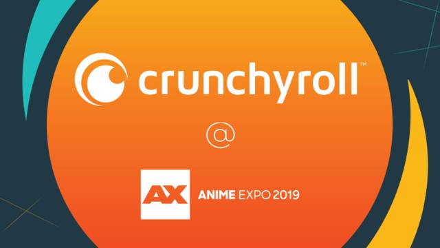 Crunchyroll at Anime Expo 2019