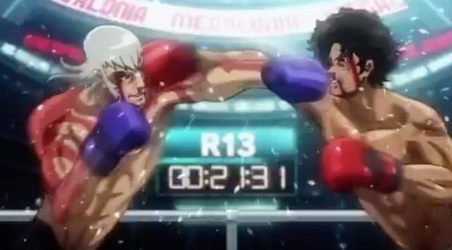 MEGALOBOX Season 2 Announcement