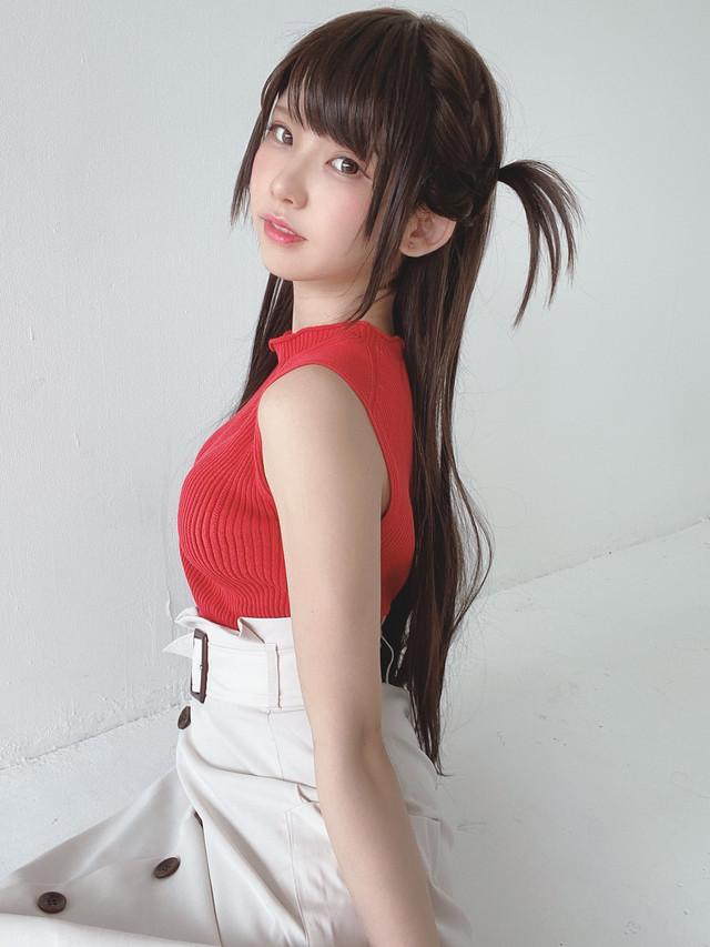 Enako como Chizuru Mizuhara