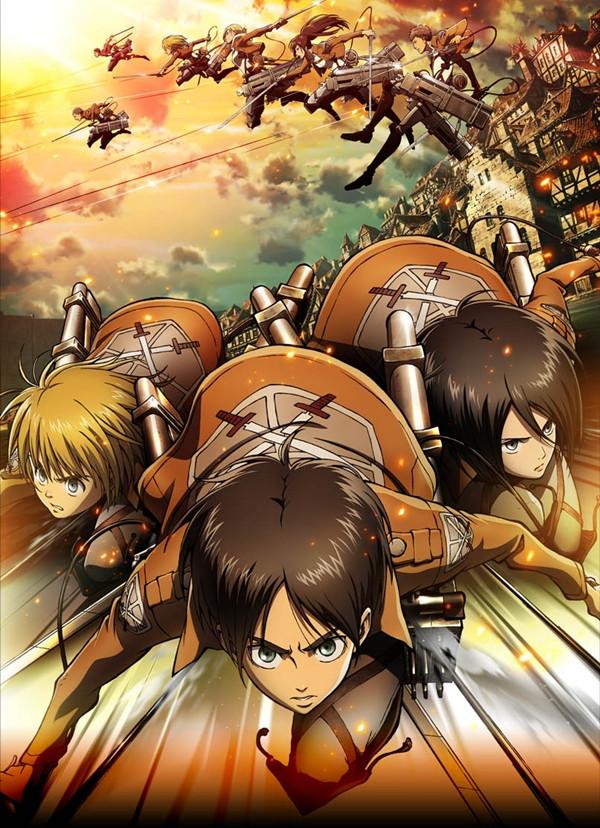 "Crunchyroll - ""Attack on Titan"" Anime Studio Needs More ..."