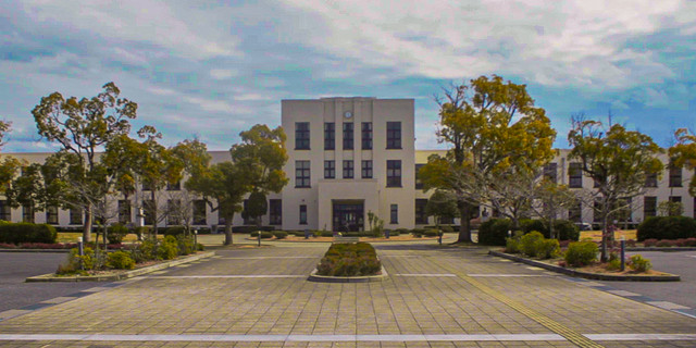 Former Toyosato Elementary School