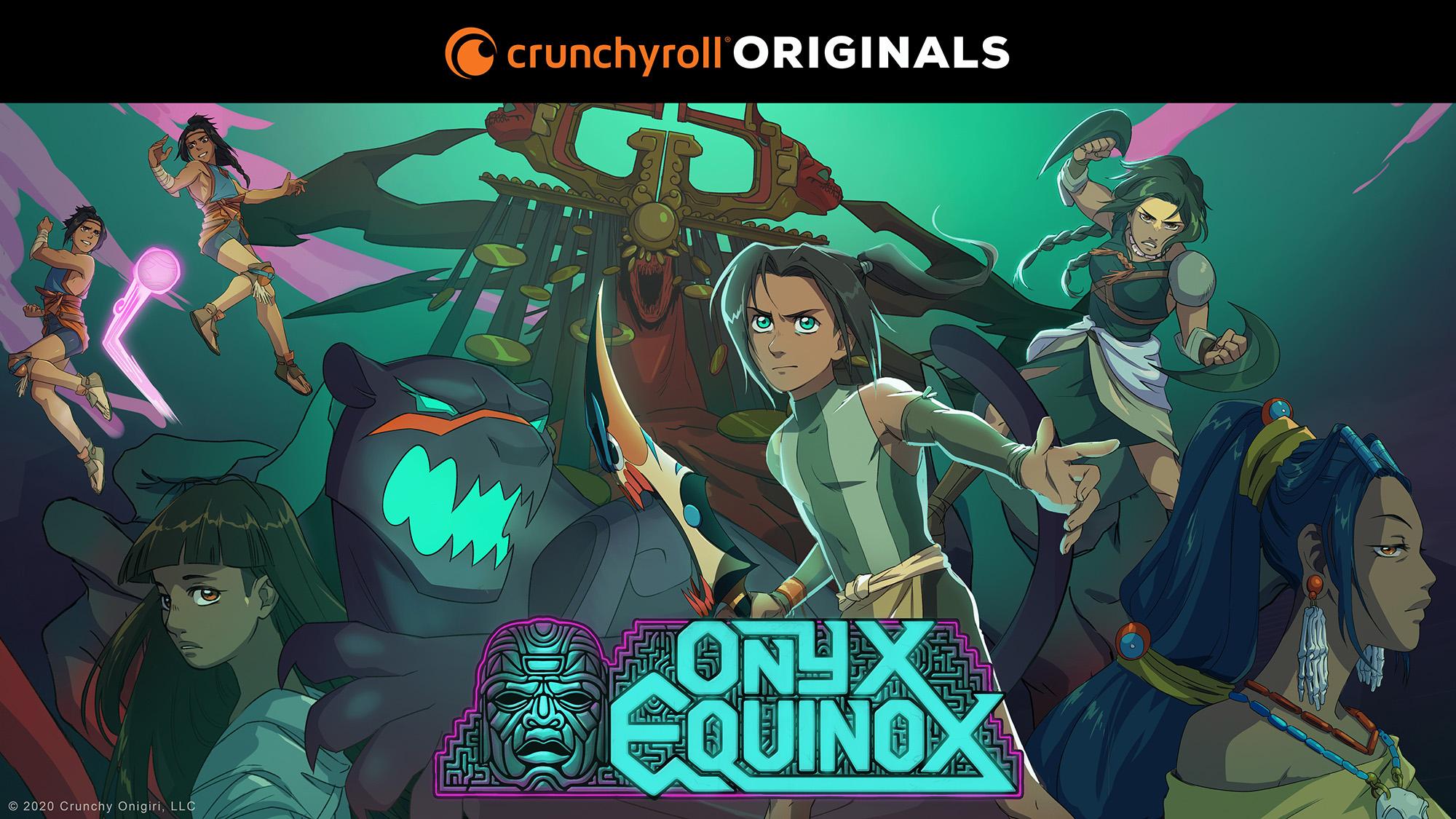 Onyx Equinox - Crunchyroll