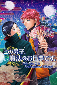Crunchyroll                                                  This Boy is a Professional Wizard              Episode 1            – Untitled