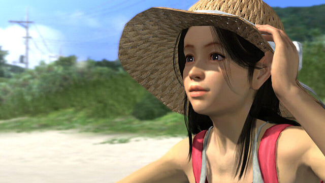 Our precious daughter, Haruka