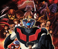 mazinger edition z the impact ep 1
