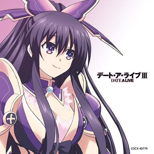 Crunchyroll Check Out Tv Anime Date A Live Iii Soundtrack Music