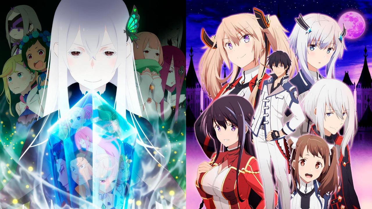 Fãs japoneses elegem os melhores animes da temporada de vertão após primeiros episódios