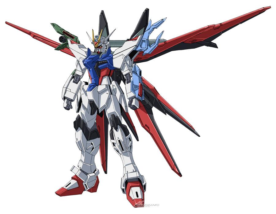 Gundam Perfect Strike Freedom