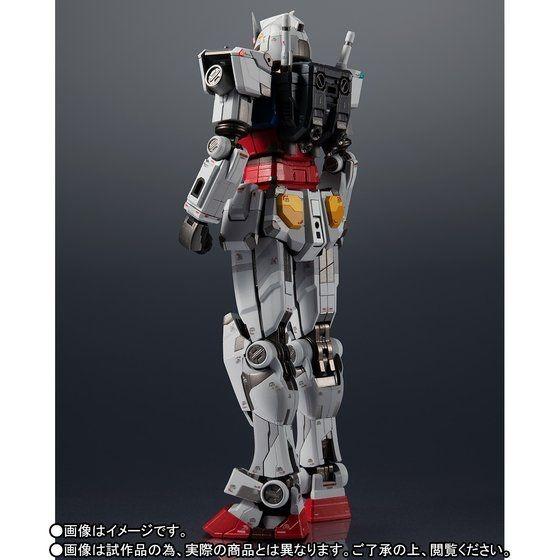 Chogokin x GUNDAM FACTORY Yokohama - RX-78 F100
