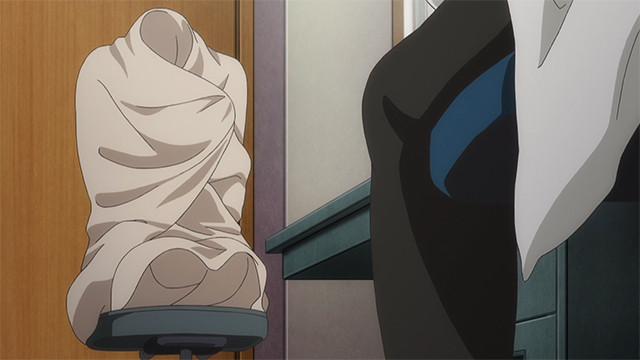 the invisible Hasegawa!