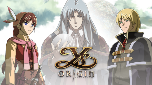 Ys Origin Switch