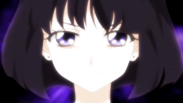 Sailor Saturn alter ego Sailor Moon