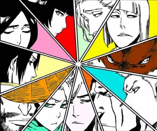 Crunchyroll Groups The New Gotei 13 The Return