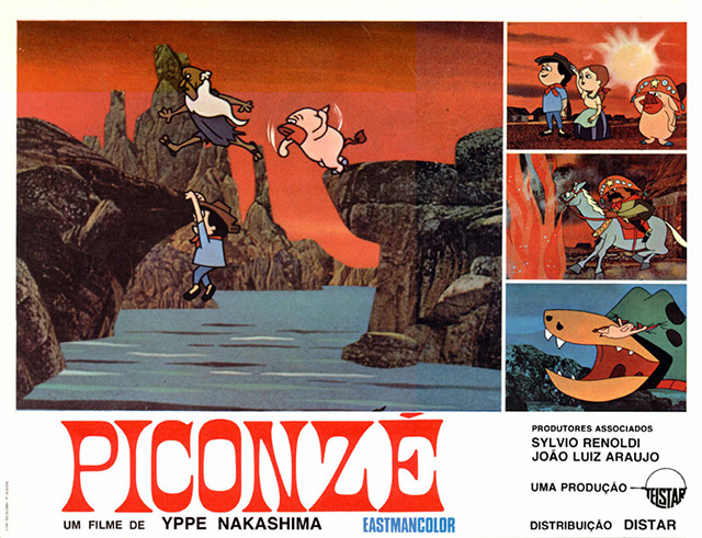 Piconze poster