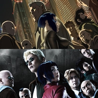 ghost in the shell arise english cast