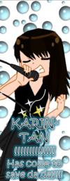 Karin-tan