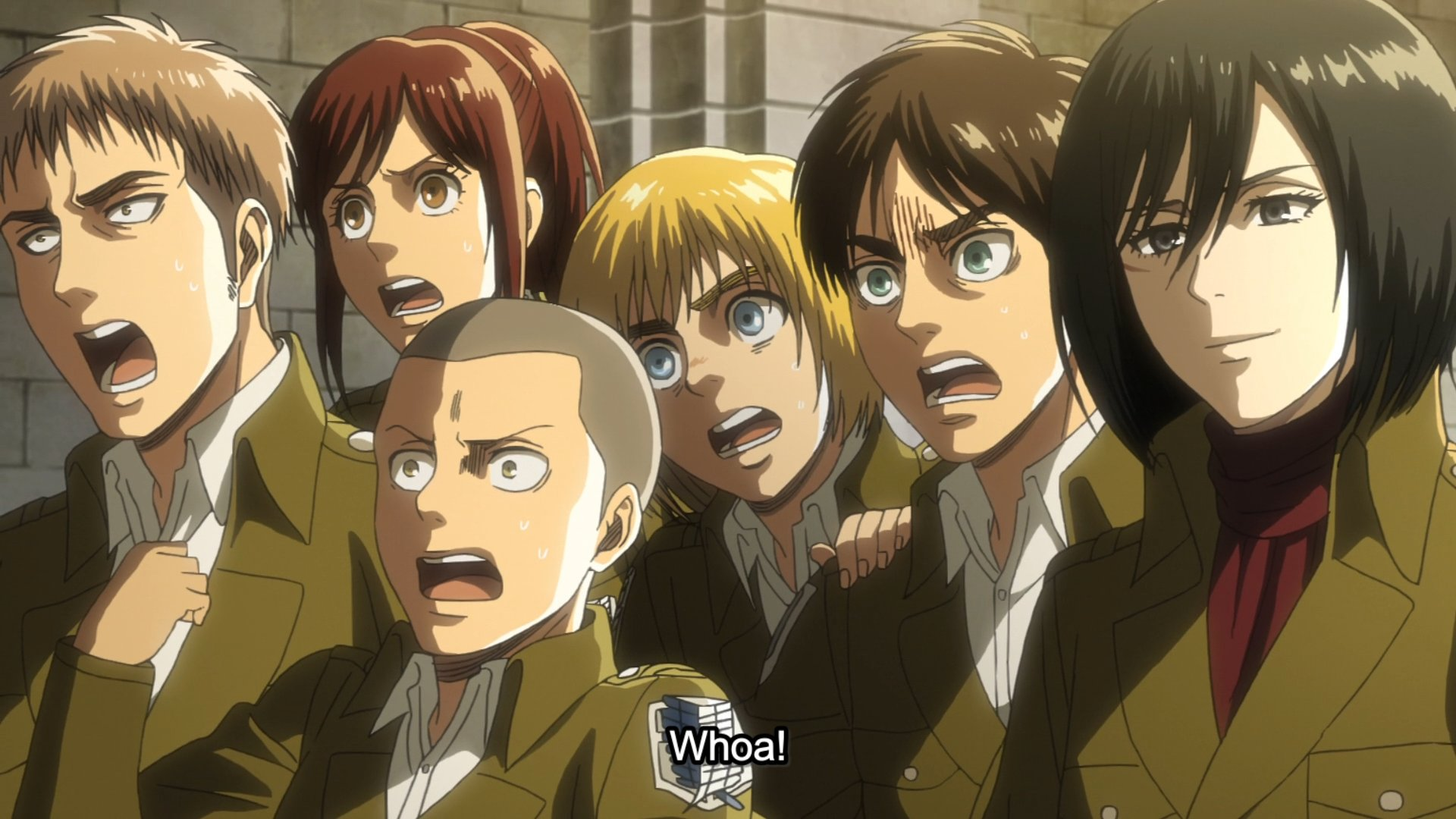 Crunchyroll - QUIZ: Which Attack On Titan Character Are You?