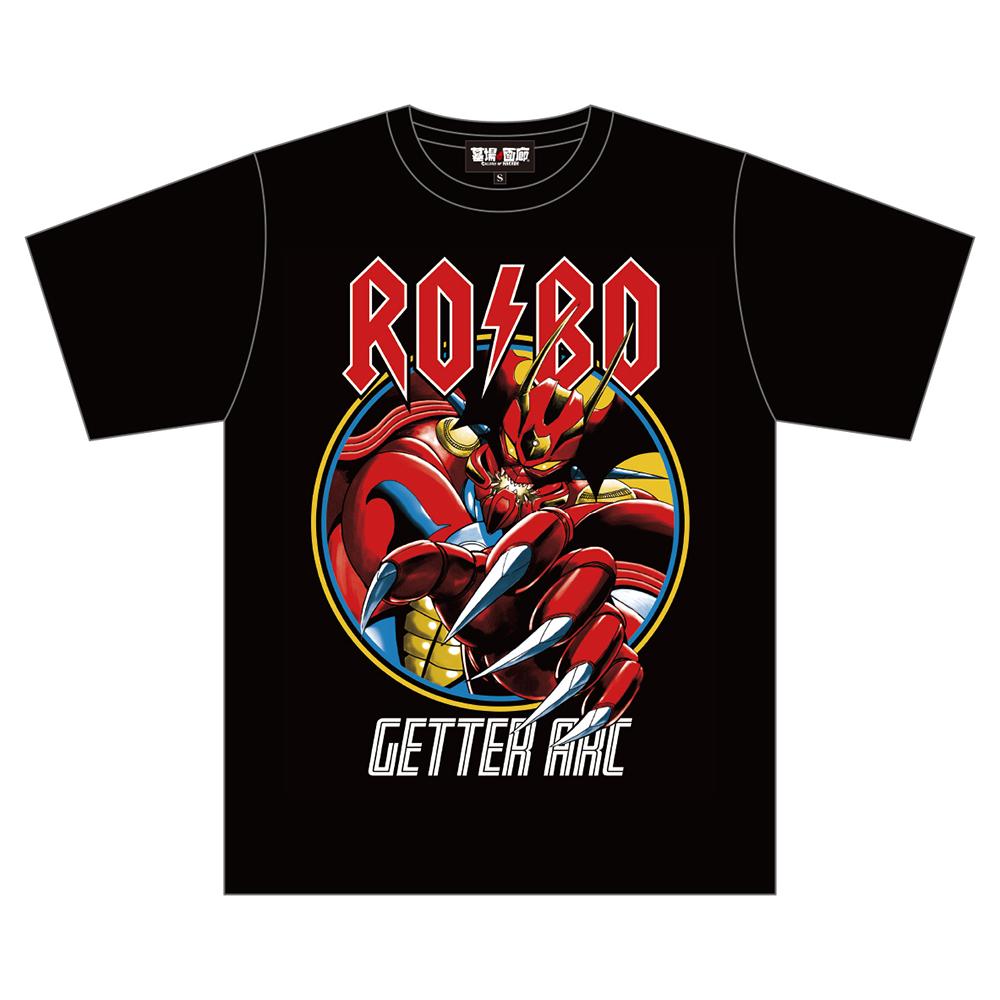 Camisa Getter Robo Arc