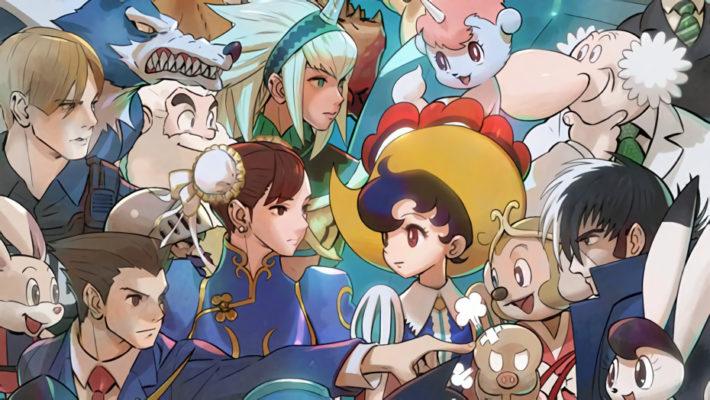 Capcom contra Osamu Tezuka
