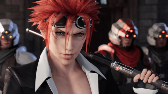 Reno (Final Fantasy VII Remake)