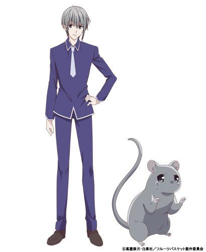 Crunchyroll - 2019 Fruits Basket Anime Introduces New Cast