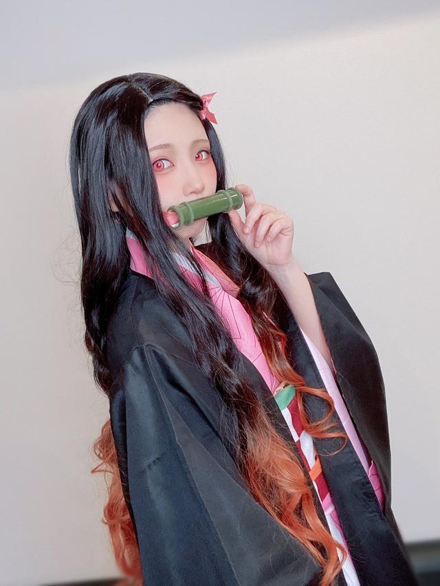 Enako as Nezuko