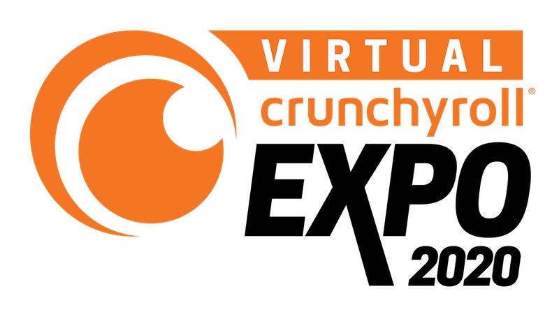 Virtual Crunchyroll Expo Logo
